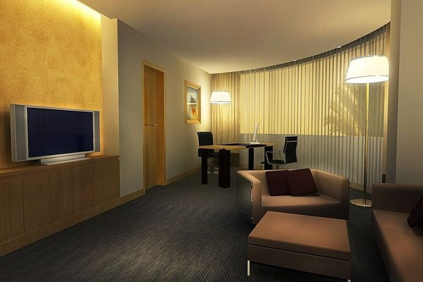 Guangzhou Minghong Hotel - фото 6