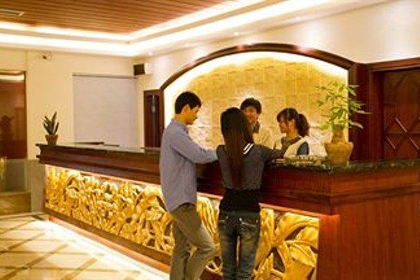 Guangzhou Masia Hotel - фото 16