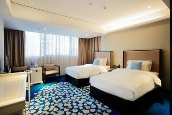 Yingshang Fanghao Hotel Guangzhou Zhujiang New Town Sai Ma Chang Branch - фото 38