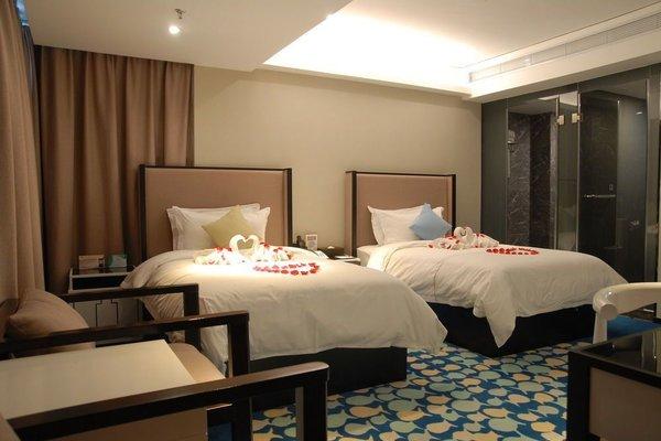 Yingshang Fanghao Hotel Guangzhou Zhujiang New Town Sai Ma Chang Branch - фото 13