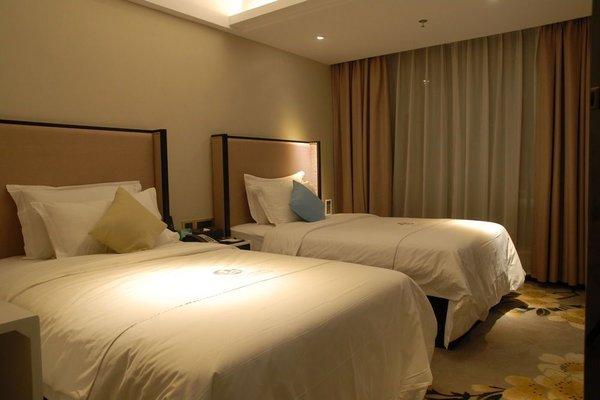 Yingshang Fanghao Hotel Guangzhou Zhujiang New Town Sai Ma Chang Branch - фото 15