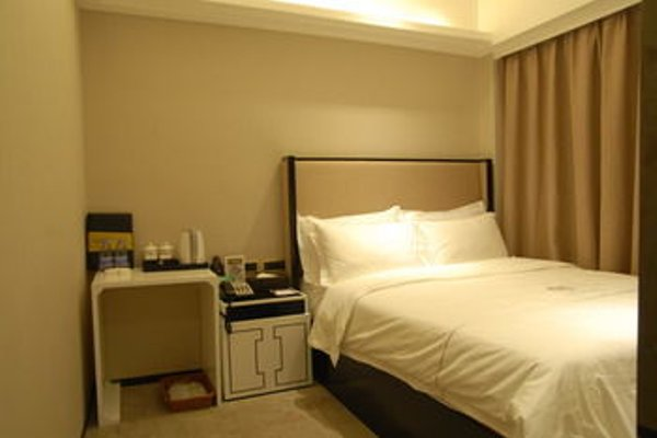 Yingshang Fanghao Hotel Guangzhou Zhujiang New Town Sai Ma Chang Branch - фото 5