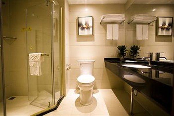 Holiday Villa Hotel & Residence Guangzhou - фото 10