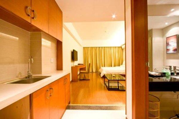 Holiday Villa Hotel & Residence Guangzhou - фото 11