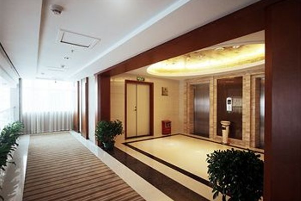Holiday Villa Hotel & Residence Guangzhou - фото 16