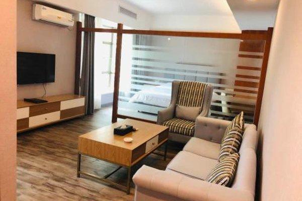 Holiday Villa Hotel & Residence Guangzhou - фото 5