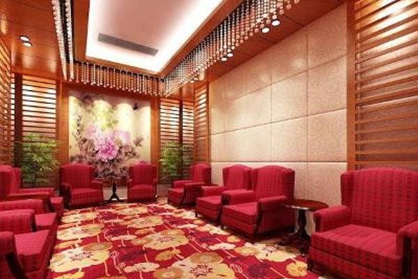 Holiday Villa Hotel & Residence Guangzhou - фото 8