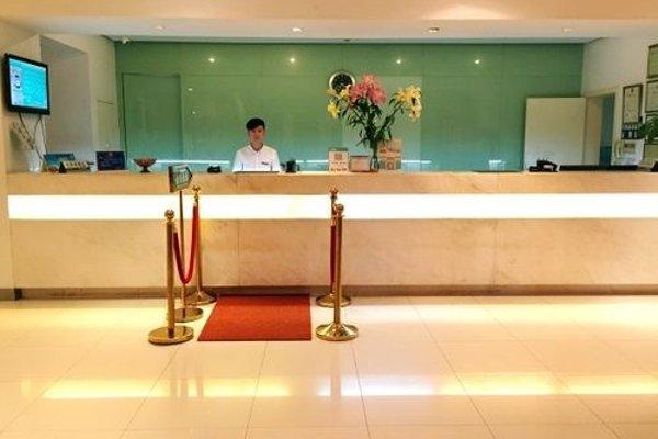 Jinjiang Inn - Dongguan South China Megamall - фото 12