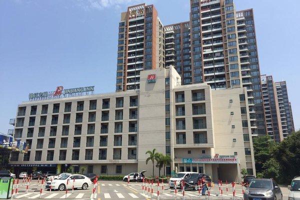 Jinjiang Inn - Dongguan South China Megamall - фото 22