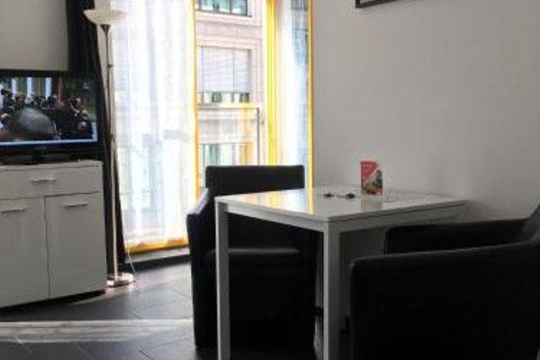 New Green Apartments - фото 7