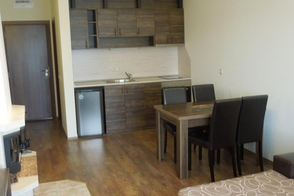 Oak Residence Aparthotel - фото 14