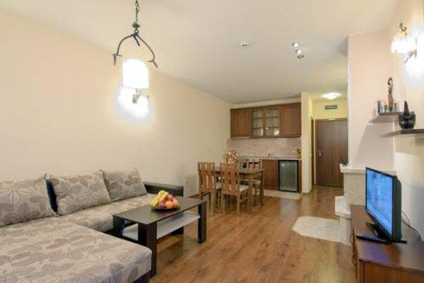 Oak Residence Aparthotel - фото 7