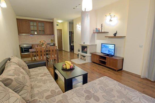 Oak Residence Aparthotel - фото 9