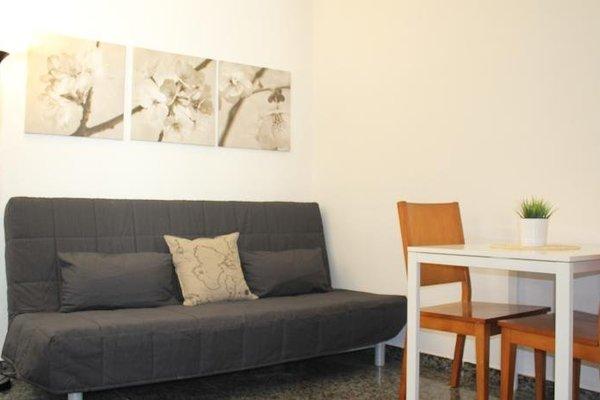 Apartamentos Gotico Las Ramblas - фото 11