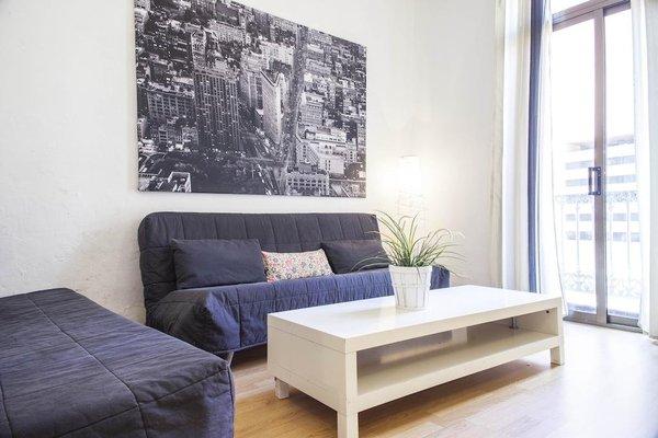 Apartamentos Gotico Las Ramblas - фото 6