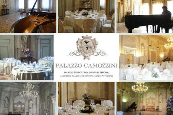 B&B Palazzo Camozzini - фото 13