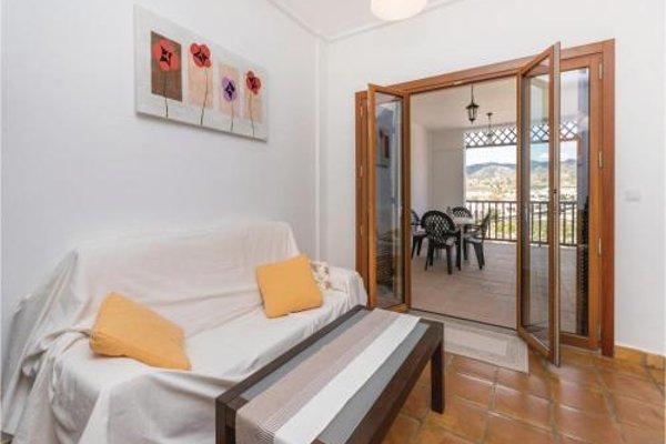 Apartment Banos y Mendigo Edif - фото 29
