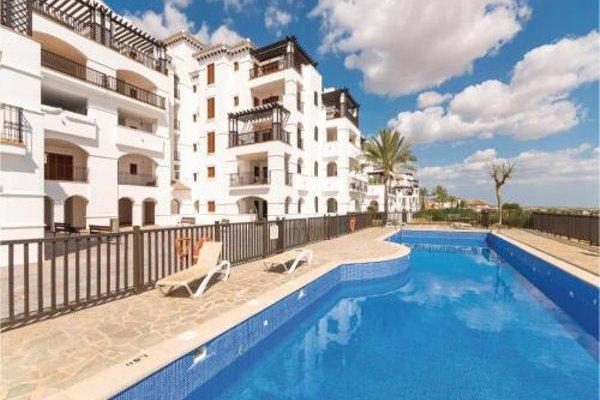 Apartment Banos y Mendigo Edif - фото 19