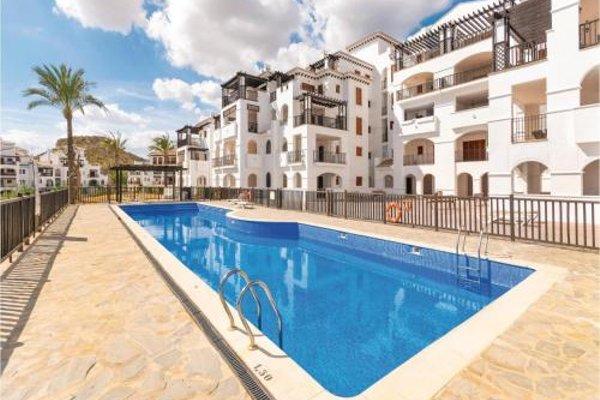 Apartment Banos y Mendigo Edif - фото 20