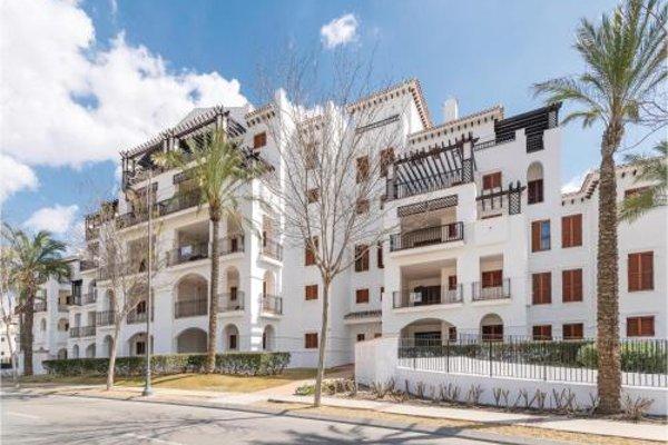 Apartment Banos y Mendigo Edif - фото 23