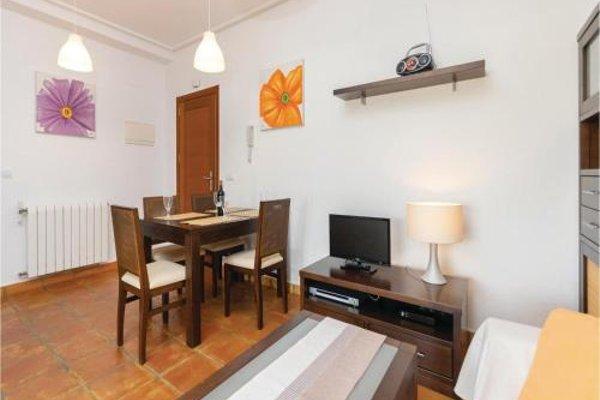 Apartment Banos y Mendigo Edif - фото 4