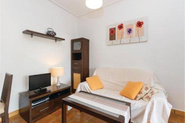 Apartment Banos y Mendigo Edif - фото 5