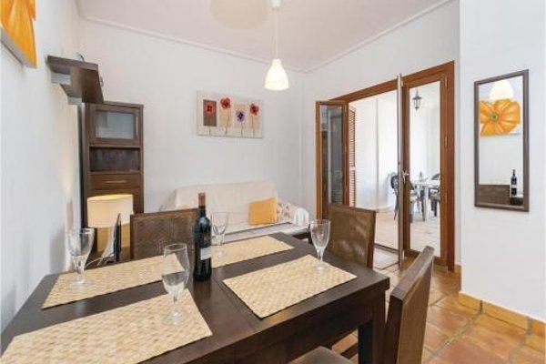 Apartment Banos y Mendigo Edif - фото 8