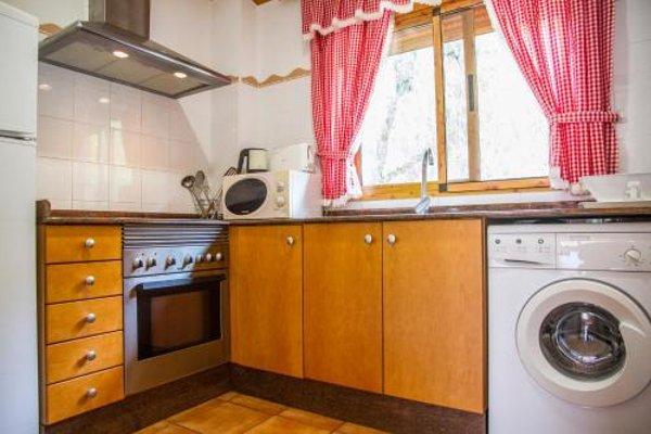 Apartamentos La Muela - Chulilla - фото 13