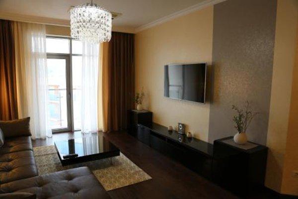 Apartments on Krymskaya - фото 13