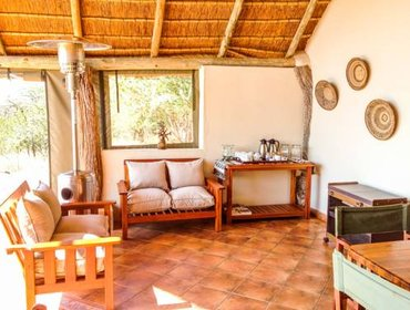 Guesthouse Zingela Nature Reserve - Baobab Tented Camp