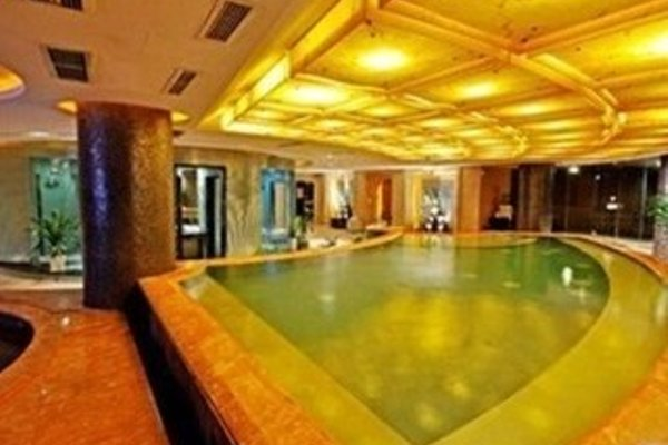 Chengdu Wangjiang Hotel - фото 15