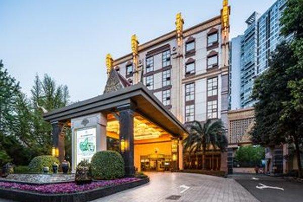 Chengdu Wangjiang Hotel - фото 23