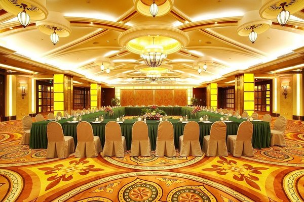Si Chuan Jin Jiang Hotel - 17