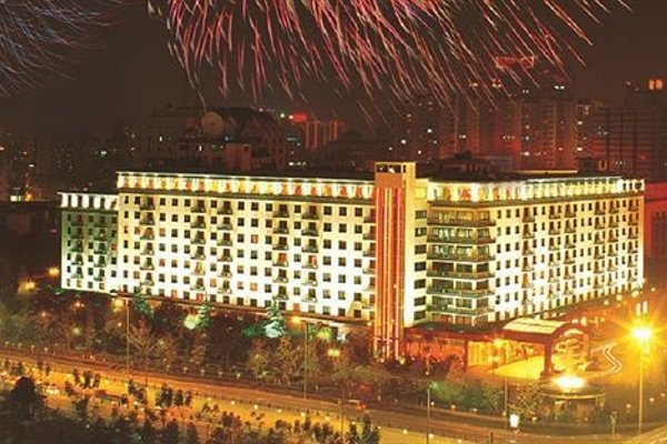 Si Chuan Jin Jiang Hotel - 22
