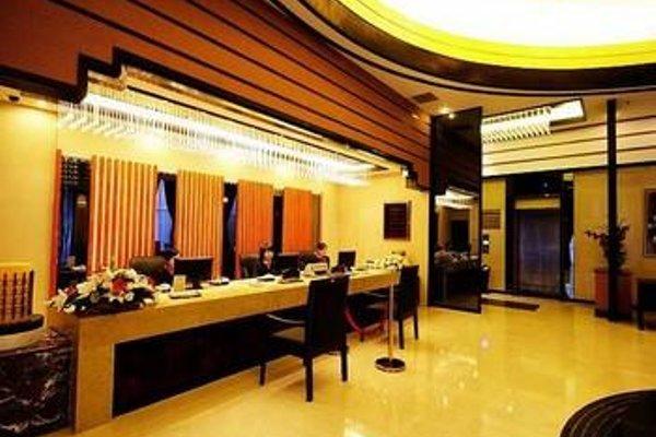 Pairui Hotel Chengdu - 8