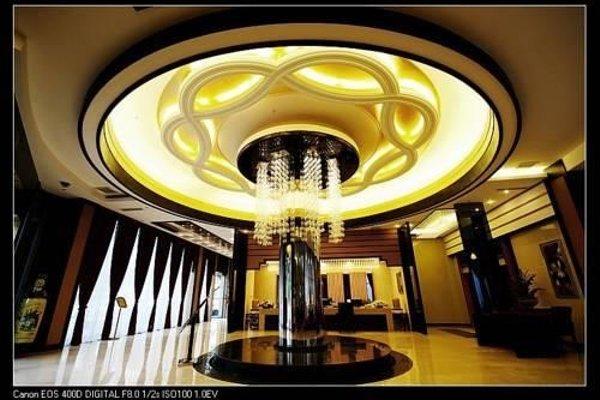 Pairui Hotel Chengdu - 9