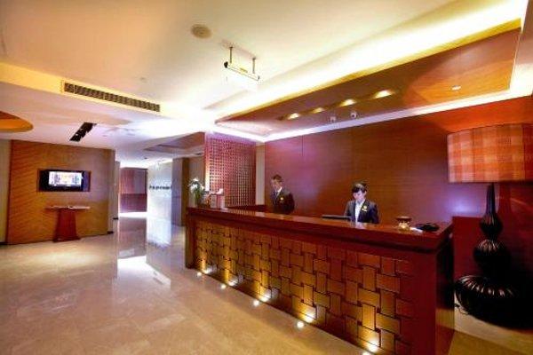 Harriway Hotel - 16