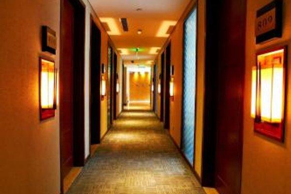 Harriway Hotel - 17