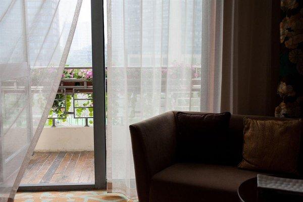 Sichuan Jinjiang Hotel Grand Building - 22
