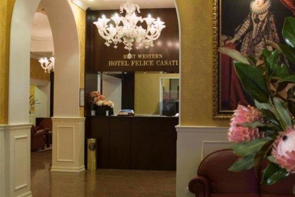 Best Western Plus Hotel Felice Casati - фото 16