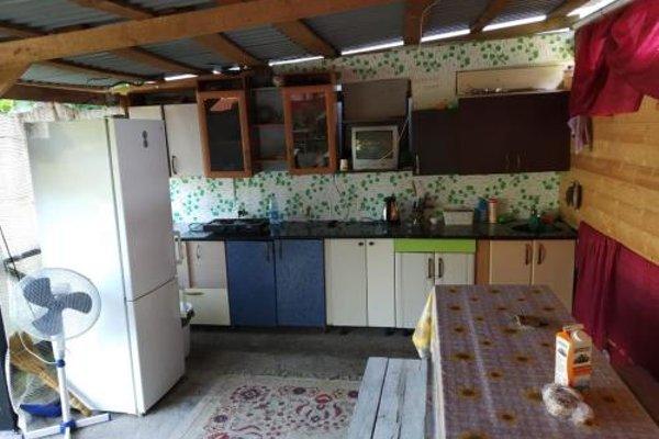 Guest house Pizunda - 10