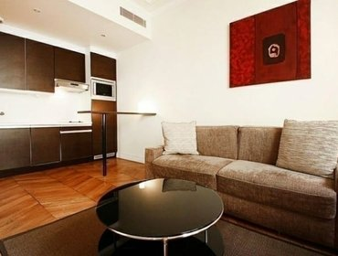 Апартаменты Rental Apartment Bridgestreet Champs Elysees - Paris 8, 1 Bedroom, 4 Persons