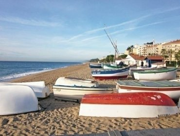 Апартаменты Rental Apartment Pineda de Mar - Pineda de Mar, 2 bedrooms, 4 persons