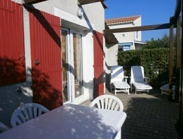 Апартаменты Rental Villa Les Cabrols 40 - Vic-la-Gardiole, 2 Bedrooms, 6 Persons