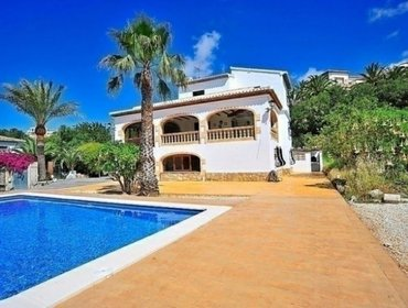 Apartments Rental Villa Burgos - Javea, 7 bedrooms, 14 persons