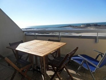 Apartments Rental Apartment Les LORIOTS  - Ploemeur, 1 bedroom, 5 persons