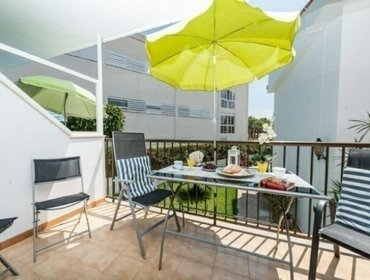 Апартаменты Rental Apartment CORALL - Port d'Alcudia, 3 bedrooms, 6 persons