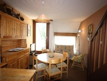 Апартаменты Rental Apartment AURETTE:PORT BIELH - Saint-Lary-Soulan, 2 bedrooms, 6 persons