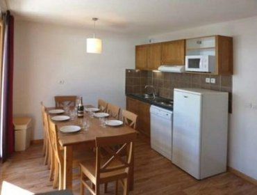 Апартаменты Rental Apartment BOIS MEAN - Les Orres, 2 bedrooms, 8 persons