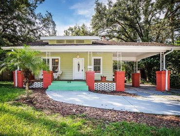 Апартаменты 2 Bungalows in Seminole Heights